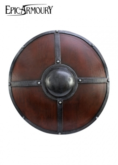 Iron Shod Shield LARP